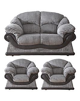 Warwick 2 Seater Sofa and 2 Chairs