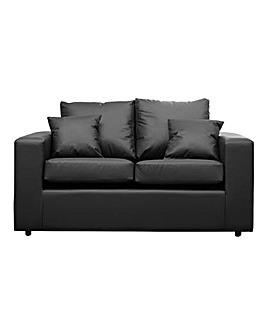 Alicante Faux Leather 2 seater sofa