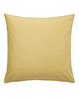 Libby Linen Effect Filled Cushion