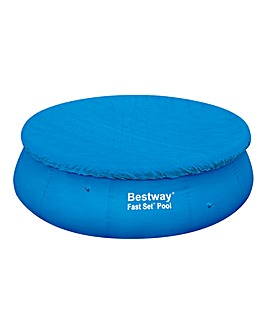 Bestway 10 Foot Fast Set Pool Cover