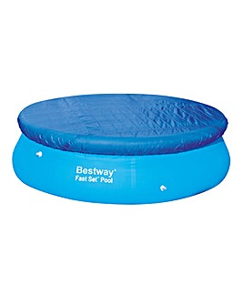 Bestway 12 Foot Fast Set Pool Cover