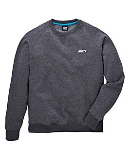 Mitre Crew-Neck Sweatshirt Long