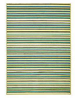 Villa Stripe Rug Large