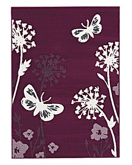 Chelsea Butterfly Rug