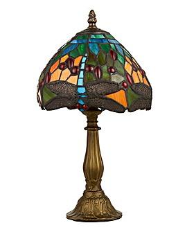 "Mitcham 8"" Tiffany Table Lamp"