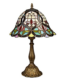 "Barking 12"" Tiffany Table Lamp"