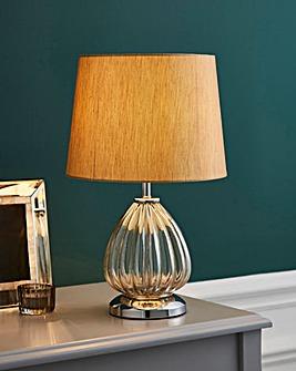 Vidalia Champagne Glass Table Lamp
