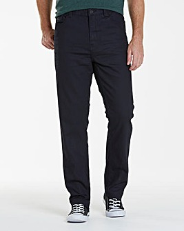 Coated Stretch Jean 33 in
