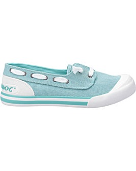 Rocket Dog Jazzin Jetty Salty Slip On Shoe