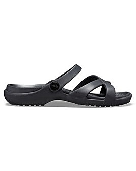 Crocs Meleen Crosband Sandal Slip On