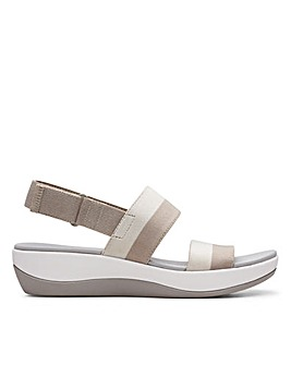 Clarks Cloudsteppers Arla Jacory Standard Fitting Sandals