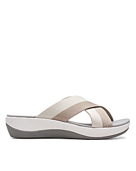 Clarks Cloudsteppers Arla Elin Standard Fitting Sandals