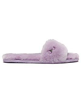 UGG Fluff Slide Sheepskin Slippers