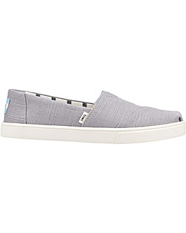 Toms Canvas Cupsole Women
