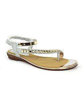 Lunar Asia Gemstone Sandal