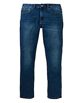 Slim 4 Way Stretch Indigo Jeans