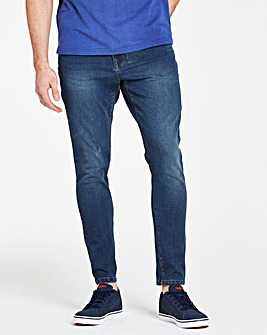 Slim 4 Way Midwash Jeans