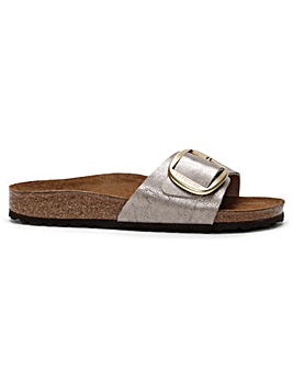Birkenstock Madrid Big Buckle Birko Flor Mule