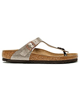 Birkenstock Gizeh Birko Flor Toe Post Sandals