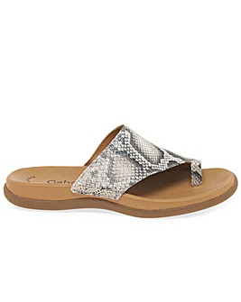 Gabor Lanzarote Standard Fit Mules