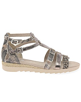 Gabor Report Wider Fit Womens Sandals