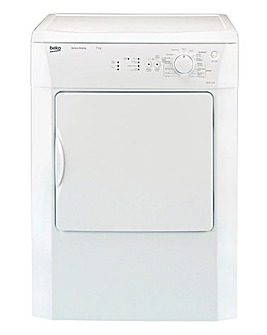 Beko 7kg Vented Dryer White