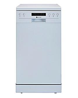 White Knight Slimline Dishwasher