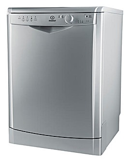 Indesit Dishwasher Silver & Installation