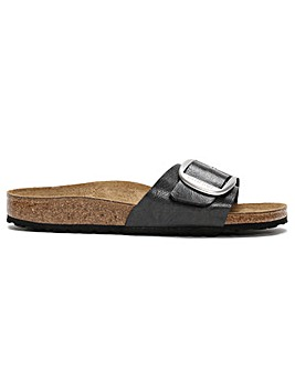 Birkenstock Madrid Big Buckle Birko Mule