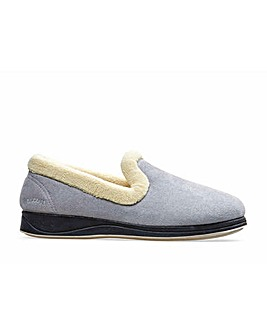 Padders Repose Slippers Wide EE Fit
