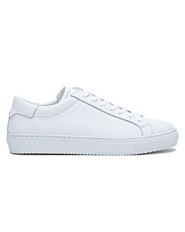 Daniel Joken Leather Low Top Trainers