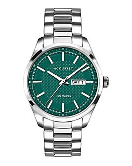 Accurist Silver Bracelet Watch