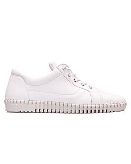 Daniel Perla Leather Trainers