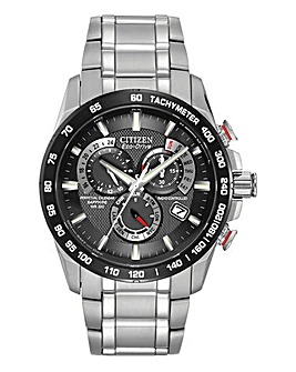 Citizen Eco-Drive Men's Bracelet Watch