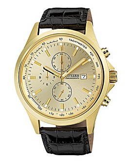Citizen Chronograph Eco Bracelet Watch