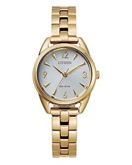 Citizien LTR Gold Bracelet Watch