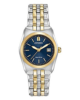 Citizen Corso Two Tone Bracelet Watch