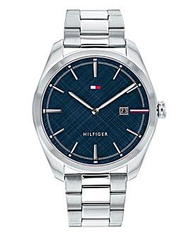 Tommy Hilfiger Silver Bracelet Watch
