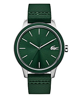 Lacoste Silicon Green Sport Watch