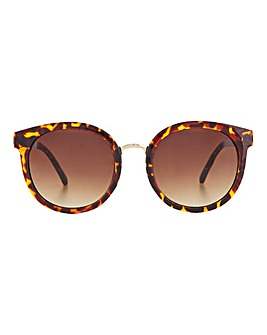 Ula Pearl Detail Oversized Sunglasses