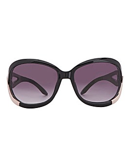 Kim Twist Detail Sunglasses
