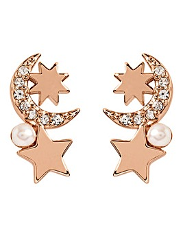 Radley Pearl And Star Earrings