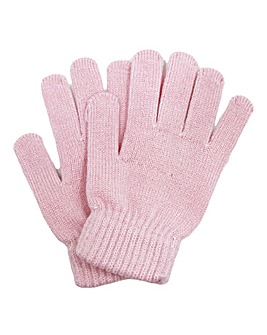 Nude Knitted Gloves