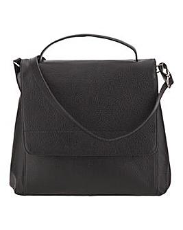 Leather Multiwear Backback