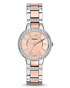 Fossil Ladies Virginia Watch