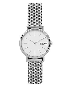Skagen Signatur Steel-Mesh Watch