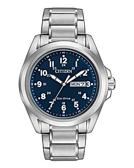 Citizen WR100 EcoDrive Mens Watch