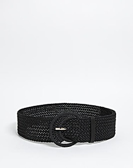 Chunky Woven Belt