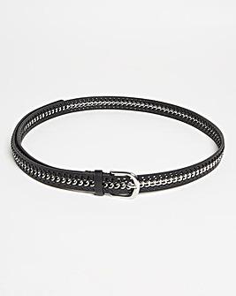 Chain Hardware Belt