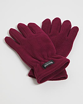 Thinsulate Plum Gloves